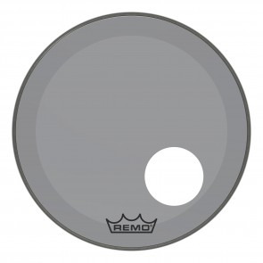 "Remo 20"" Powerstroke P3 Colortone Smoke Bass Drumhead"