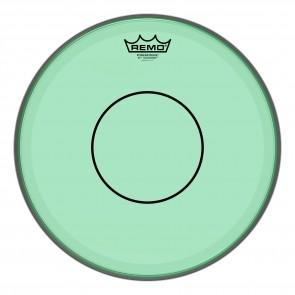"Remo 13"" Powerstroke 77 Colortone Green Drumhead"