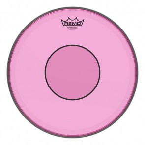 "Remo 13"" Powerstroke 77 Colortone Pink Drumhead"