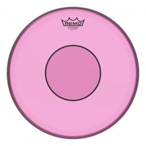 "Remo 14"" Powerstroke 77 Colortone Pink Drumhead"