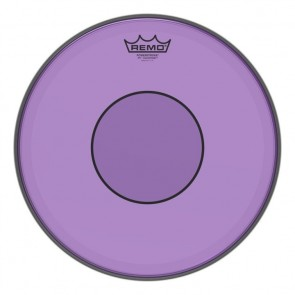 "Remo 14"" Powerstroke 77 Colortone Purple Drumhead"