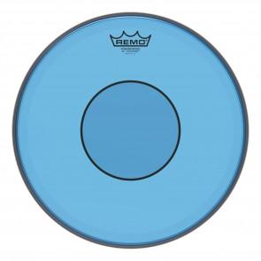 "Remo 14"" Powerstroke 77 Colortone Blue Drumhead"