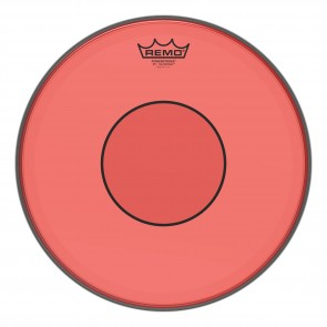 "Remo 14"" Powerstroke 77 Colortone Red Drumhead"