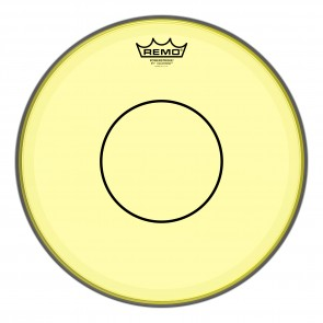 "Remo 14"" Powerstroke 77 Colortone Yellow Drumhead"