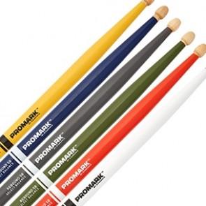 Promark Classic 2B White Drumsticks