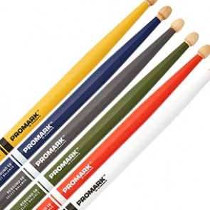 Promark Classic 5B White Drumsticks