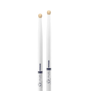 Pro Mark Scott Johnson DC17 Signature White Marching Sticks