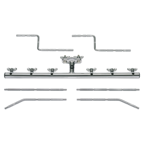 Meinl Mounting Bar with 6 Rods