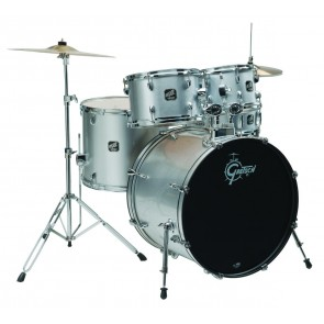 Gretsch Renegade Complete Drum Set with Hardware and Cymbals