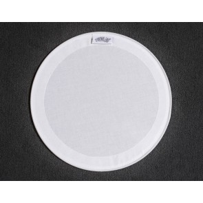 """RootsEQ Solid white 14"""" Tom Muffle"""