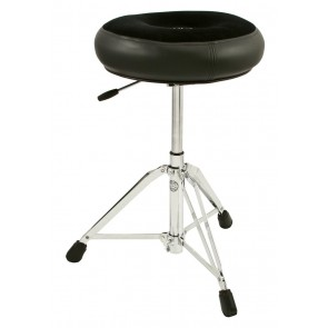 Roc N Soc Nitro Series Gas Lift Throne - Round - Black