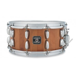 Gretsch 6.5X14 Cherry Stave Snare Drum