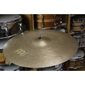 Meinl Byzance Vintage 18' Sand Medium Crash Cymbal-Demo of Exact Cymbal-1365 grams-Used W/ Full Warranty!