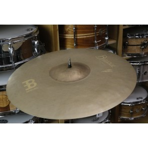 Meinl Byzance Vintage 18' Sand Thin Crash Cymbal-Demo of Exact Cymbal-1251 grams-Used W/ Full Warranty!