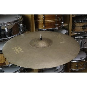 Meinl Byzance Vintage 18' Sand Thin Crash Cymbal-Demo of Exact Cymbal-1251 grams-Used W/ Full Warranty! #2
