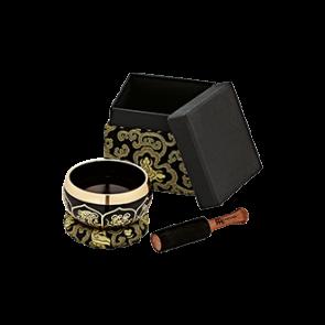 """Meinl Sonic Energy Ornamental Singing Bowl, ~ 4.1"""" / ~ 10.5 cm; ~ 14.1 oz / ~ 400 g"""