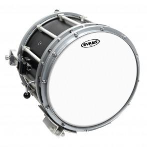 "Evans 14"" Hybrid White Drumhead"