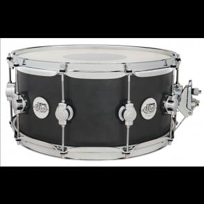 DW Design Snare 6.5x14 Iron Satin Metallic