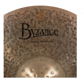 "Meinl Byzance 15"" Big Apple Dark Hi Hat"