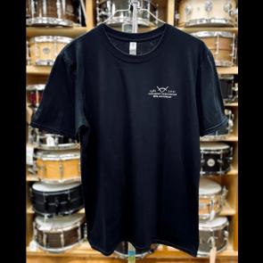 Columbus Percussion 40th Anniversary Shirt - Black