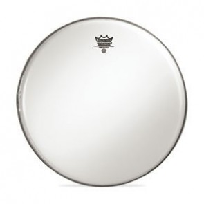 "Remo 24"" Smooth White Ambassador Bass Drumhead"
