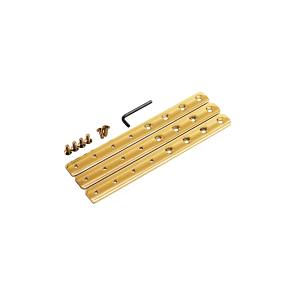 Meinl Steely II Conga Stand Height Expander Set Gold tone