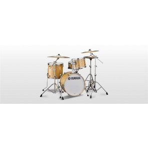 Yamaha Stage Custom 12, 14, 18 Birch Bebop Drum Set - Natural Wood