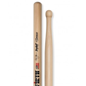 "Vic Firth Thom Hannum ""Beast"" Marching Snare Drum Sticks"