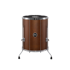 """Meinl Stand Alone Wood Surdo 18"""" x 22"""" with legs African Brown"""