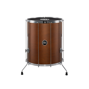 """Meinl Stand Alone Wood Surdo 20"""" x 24"""" with legs African Brown"""
