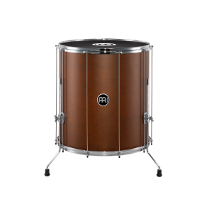 """Meinl Stand Alone Wood Surdo 22"""" x 24"""" with legs African Brown"""