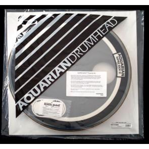 Aquarian 22'' Regulator/Super-Kick II Bass Drumhead Prepack