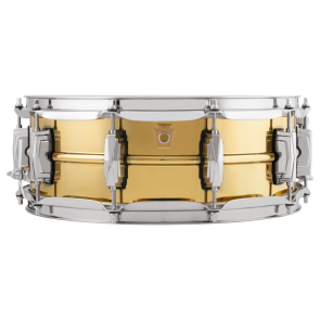 Ludwig 5 x 14 Super Series Super Brass Snare Drum