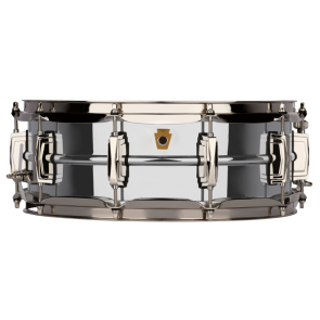 Ludwig 5 x 14 Super Series Chrome over Brass Snare Drum