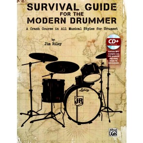 Survival Guide for the Modern Drummer By Jim Riley 98-0692284087