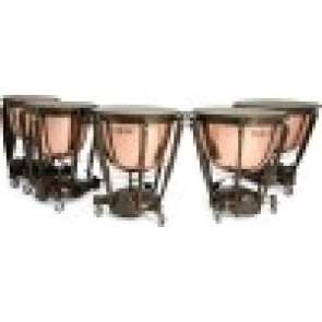 "MAJESTIC Symphonic Series, Polished Copper, (set of 5: 20"", 23"", 26"", 29"", 32"")"