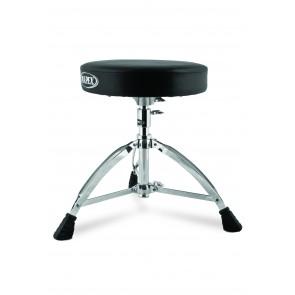 Mapex Round Top Drum Throne Double Braced W Threaded Rod