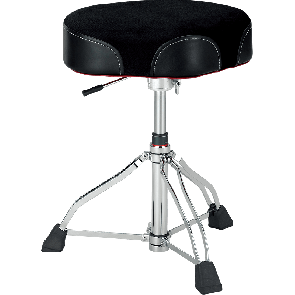 Tama 1st Chair Drum Throne Ergo-Rider Drum Throne HYDRAULIX w/Cloth top seat