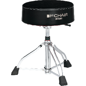Tama 1st Chair Drum Throne Round Rider XL Drum Throne HYDRAULIX w/Cloth top seat