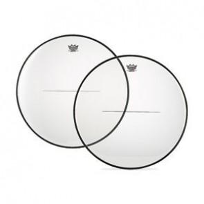 "Remo 31 8/16"" Renaissance Clear Timpani Drumhead w/ Low-Profile Steel"