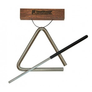 TreHS04 TreeWorks Studio-Grade 4-inch Triangle.