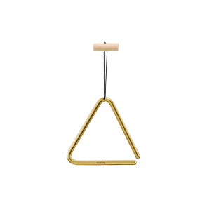 "Meinl Triangles 6"" Solid Brass"