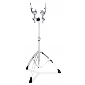 Mapex Clamp Mounted Double Heavy Duty Tom Stand