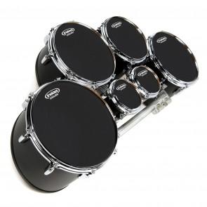 """Evans 8"""" MX Black Drumhead"""