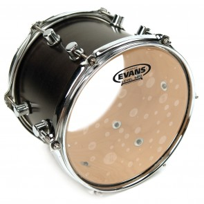 """Evans 14"""" Glass Hydraulic Drumhead"""