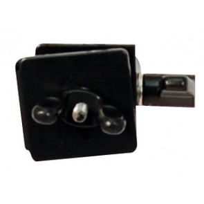 Tycoon Percussion Agogo Bell Mounting Bracket - Black