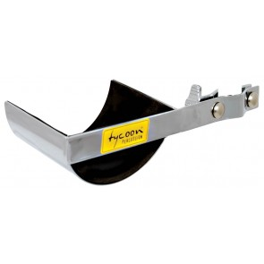 Tycoon Percussion Mounted Cabasa Holder - Chrome