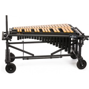 MAJESTIC 3.0 OCTAVE GOLD BAR FIELD FRAME VIBRAPHONE