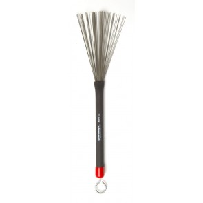 Innovative Percussion Wire Retractable Brushes W/ Pull Rod - Heavy