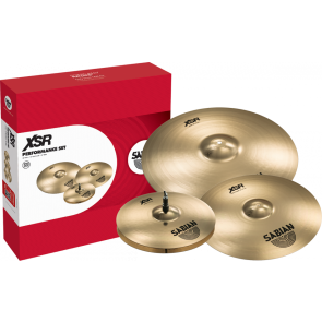 Sabian XSR PERFORMANCE SET XSR5005B